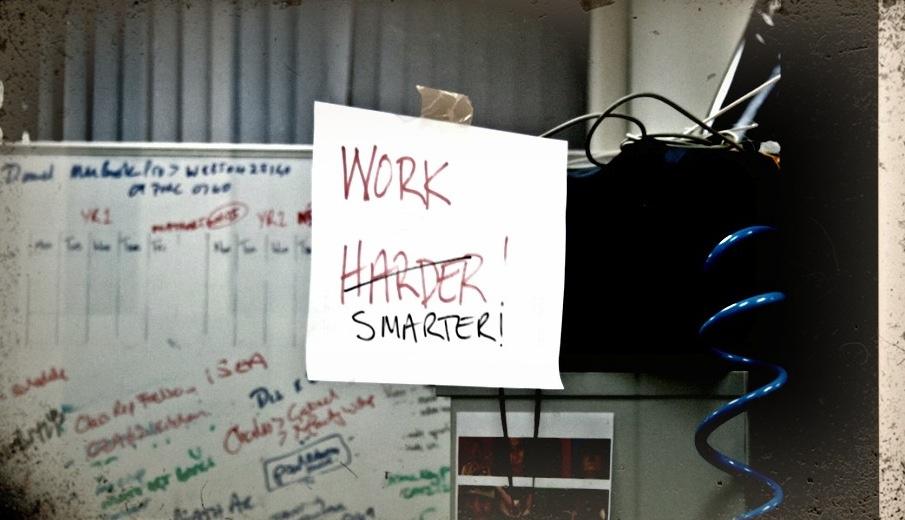 Work Smarter   Foto JuditK   Quelle flickr.com