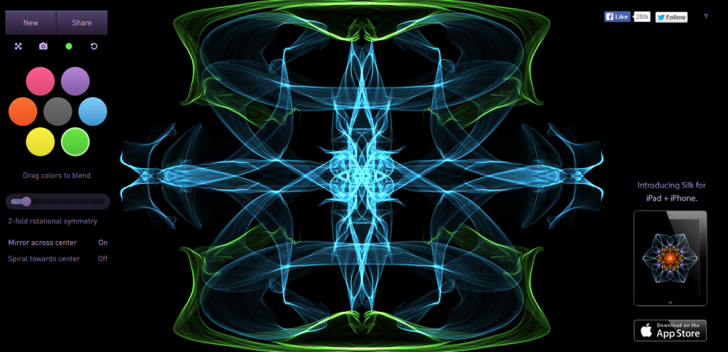 20150928-Silk-Interaktive Kunst