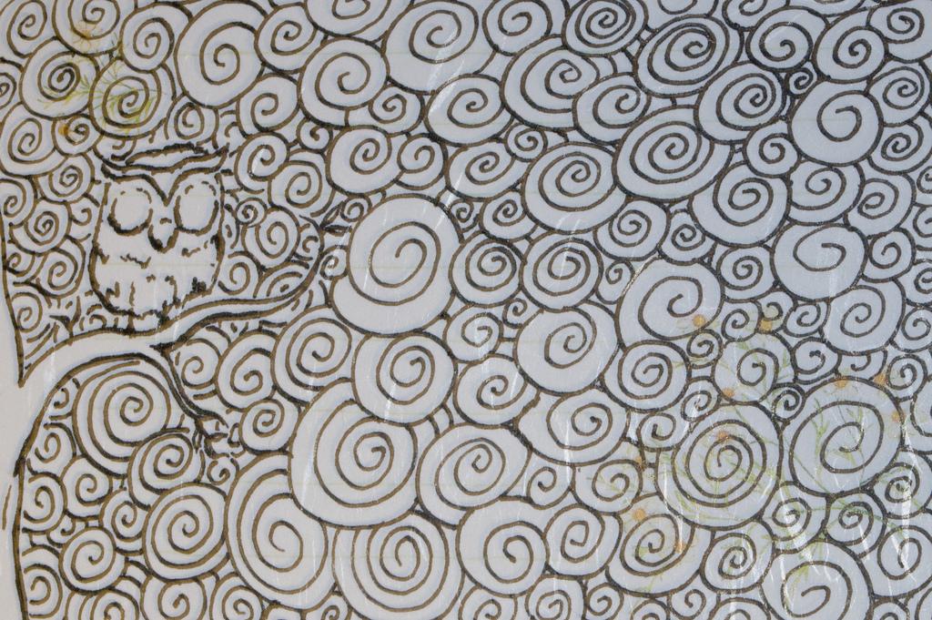 Owl doodle / bild:buyalex / quelle: flickr cc-by
