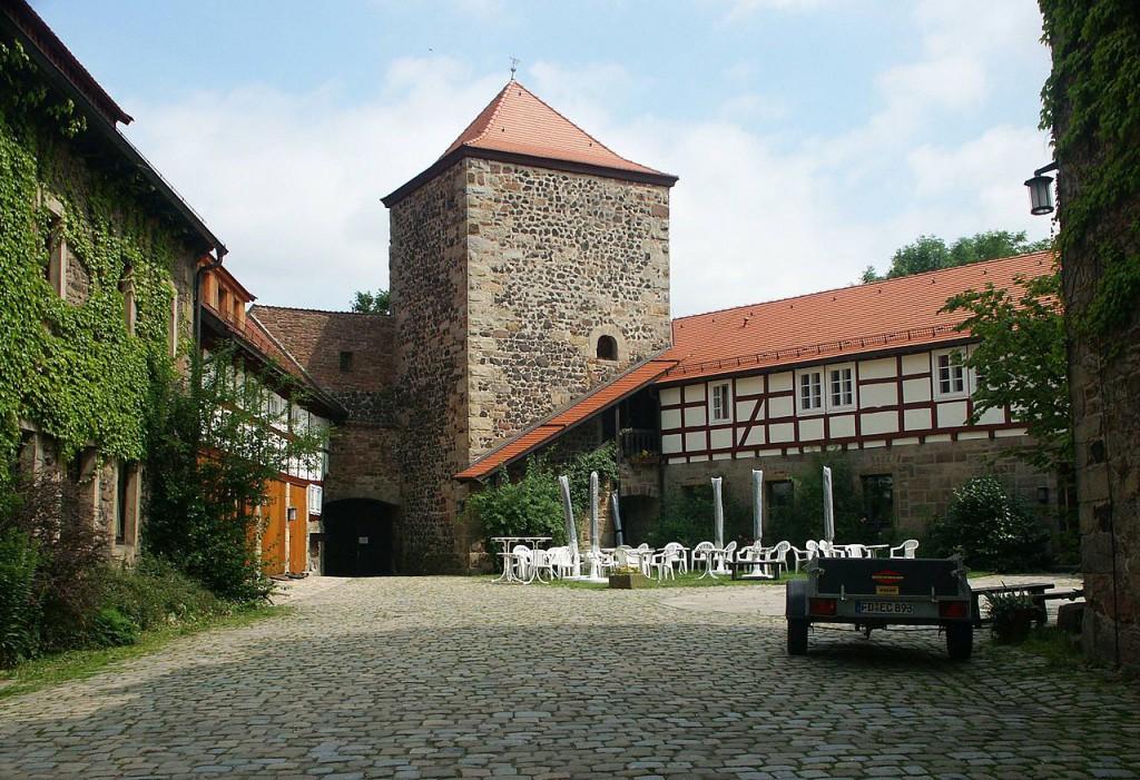 Fürsteneck_hof_eiterfeld / Bild: wikimedia.org / CC0 public domain
